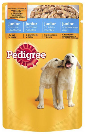 Pedigree-Plic-Junior