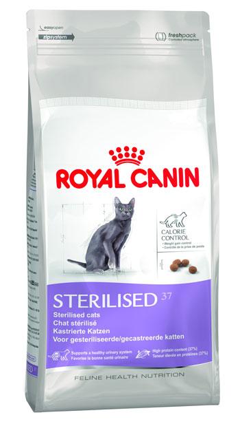 hrana pentru pisici royal canin sterilised 37. Black Bedroom Furniture Sets. Home Design Ideas